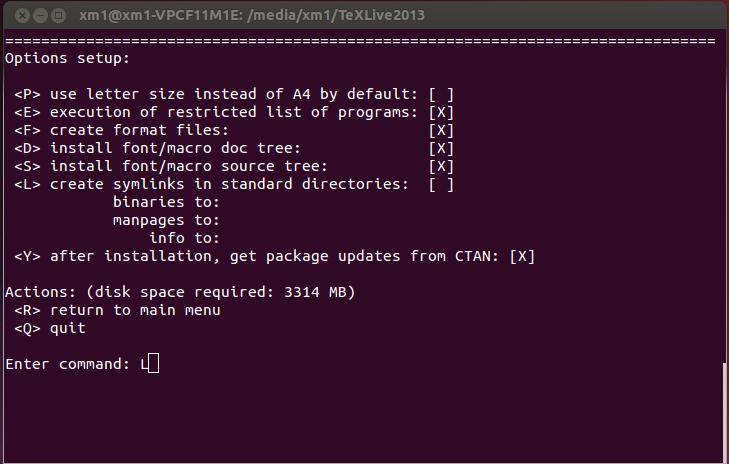 telecharger latex sous ubuntu